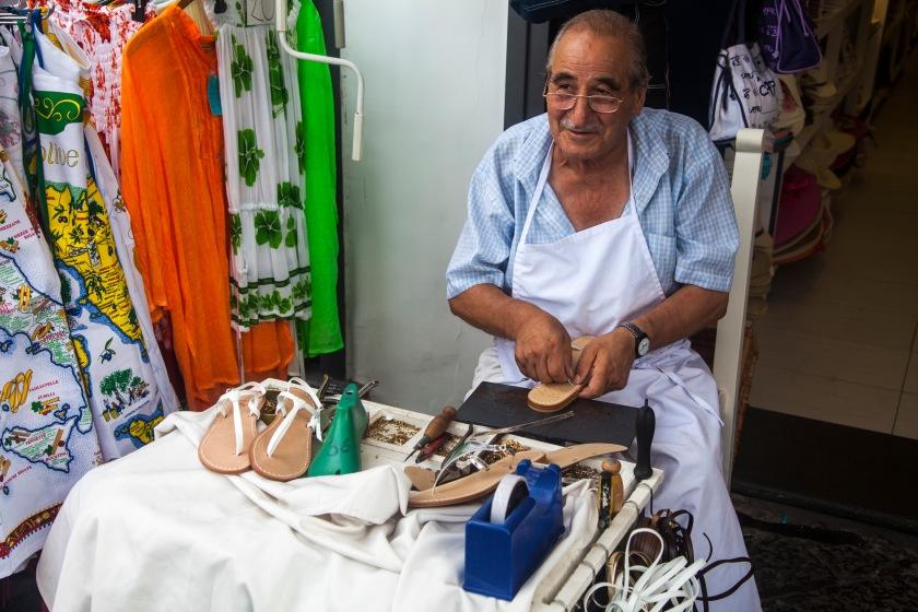 Capri - Shoemaker