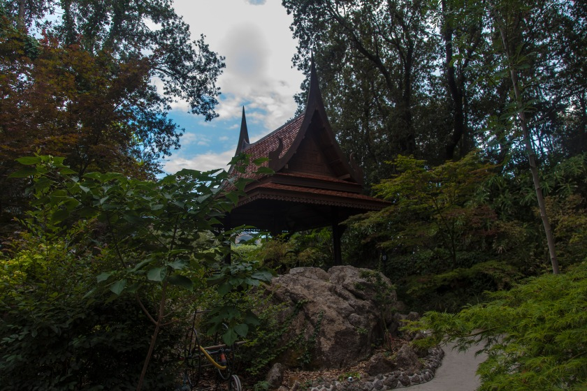La Mortella - Thai Pagoda