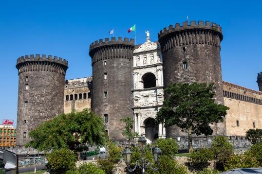 Naples - Castel Nuovo