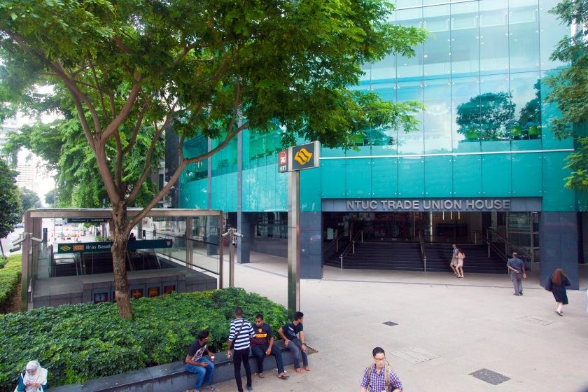 Singapore - Bras Basah