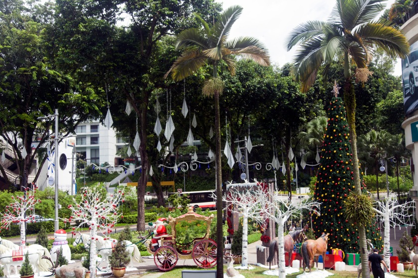 Singapore - Christmas Decorations