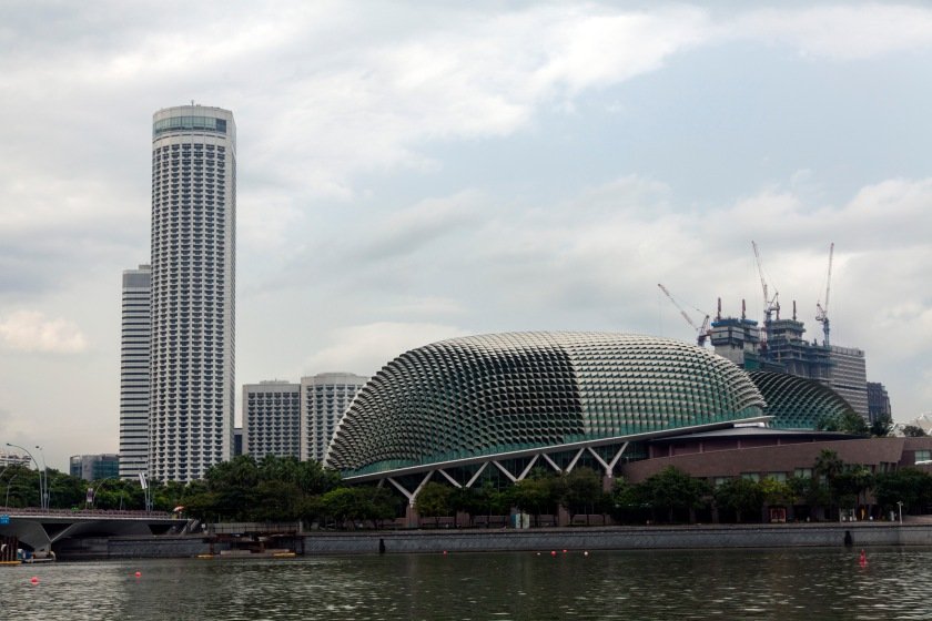 "Esplanade – Theatres on the Bay (The ""Durians"")"