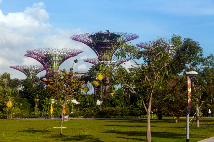 Gardens at Marina Bay